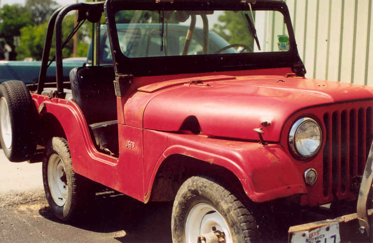 Jeep History 1950 Willys Overland Wiring Diagram